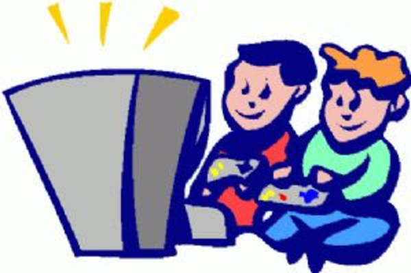 Games video game clipart free images at vector clip