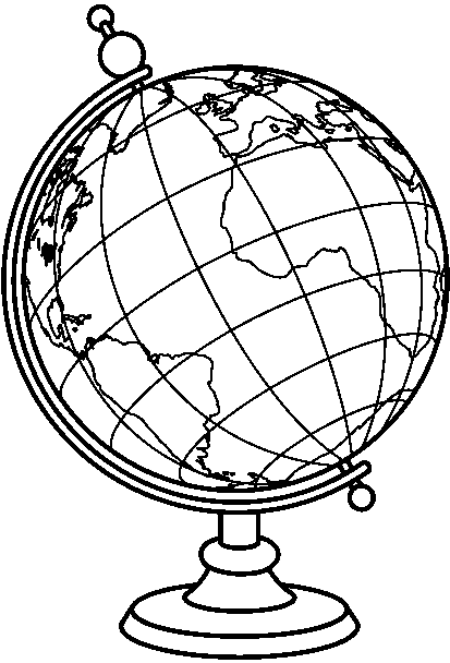 Globe clip art gold free clipart image clip art library