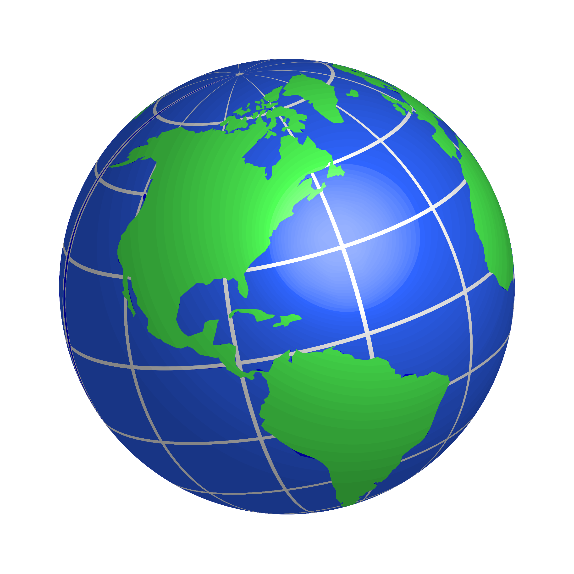 Globe clipart free images 2