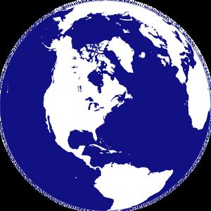Globe free clipart vectors 3
