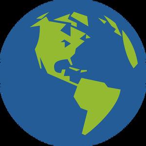Globe free clipart vectors 4