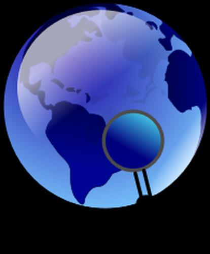 Globe free clipart vectors 6