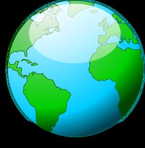Globe free clipart vectors 8