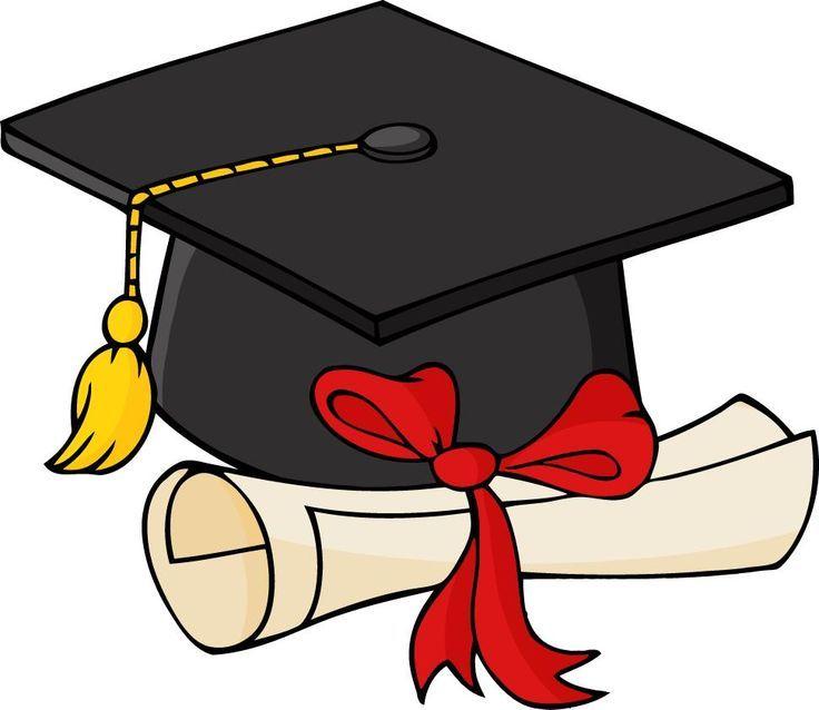 Graduation cap clipart ideas on