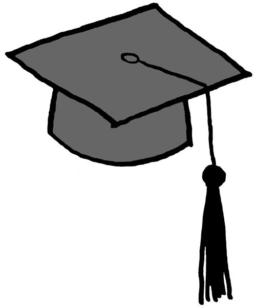 Graduation cap graduation clip art free clipart images