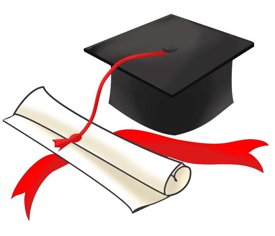 Graduation clipart free graphics clipartandscrap