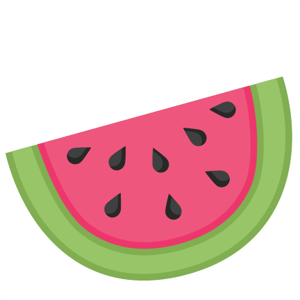 Half watermelon clipart clipartxtras clipartpost