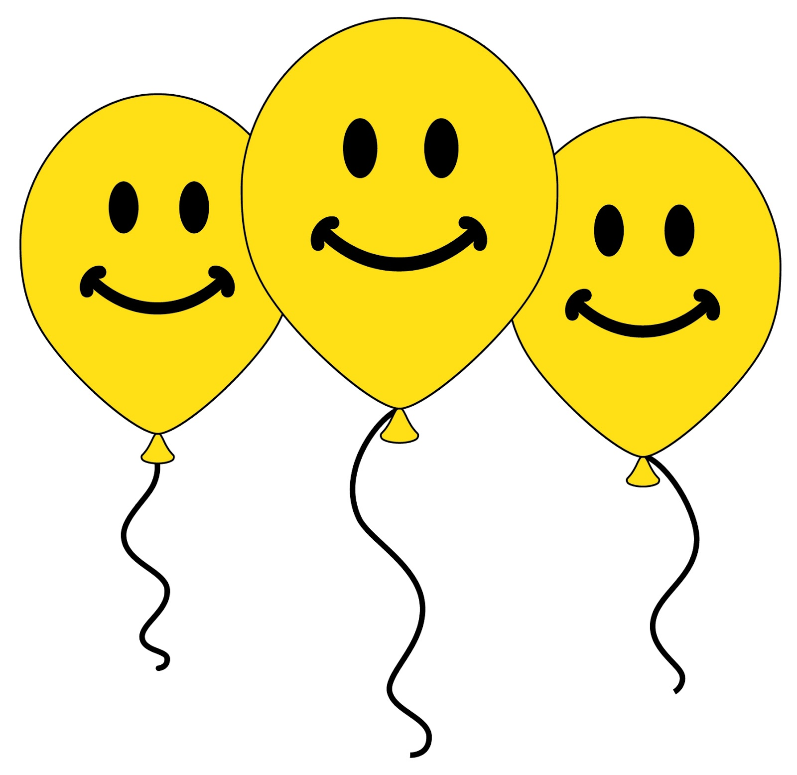 Happy face smiley face border free download clip art on