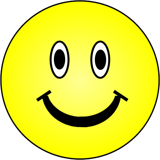Happy face smiley face happy clip art that can copy and paste