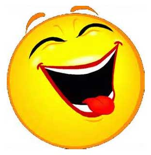 Happy face winking smiley face clip art free clipart images