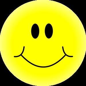 Happy face yellow smiley face clip art at vector clip art