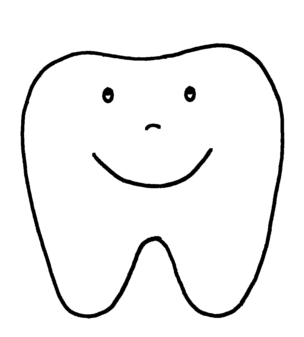 Happy tooth clip art free clipart images clipartandscrap