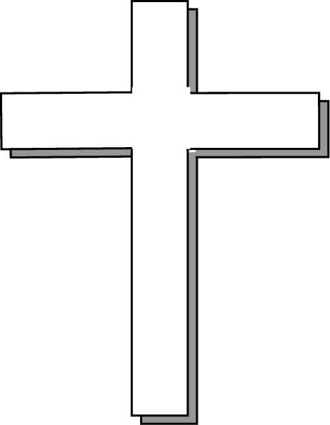 Jesus cross clip art free clipart images