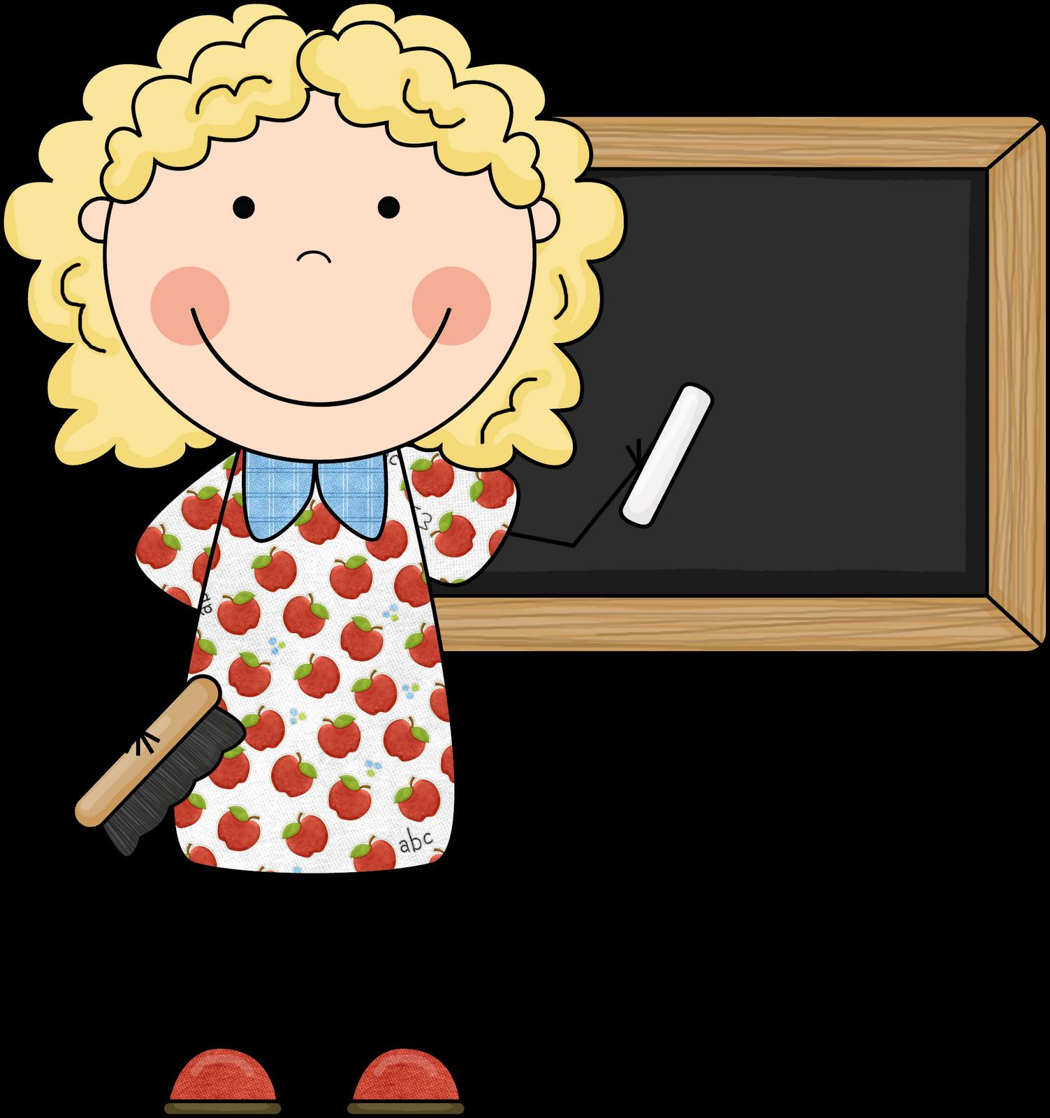 Kindergarten teacher clip art free clipart images