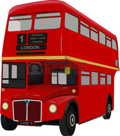 London clipart bus clipart pencil and in color london