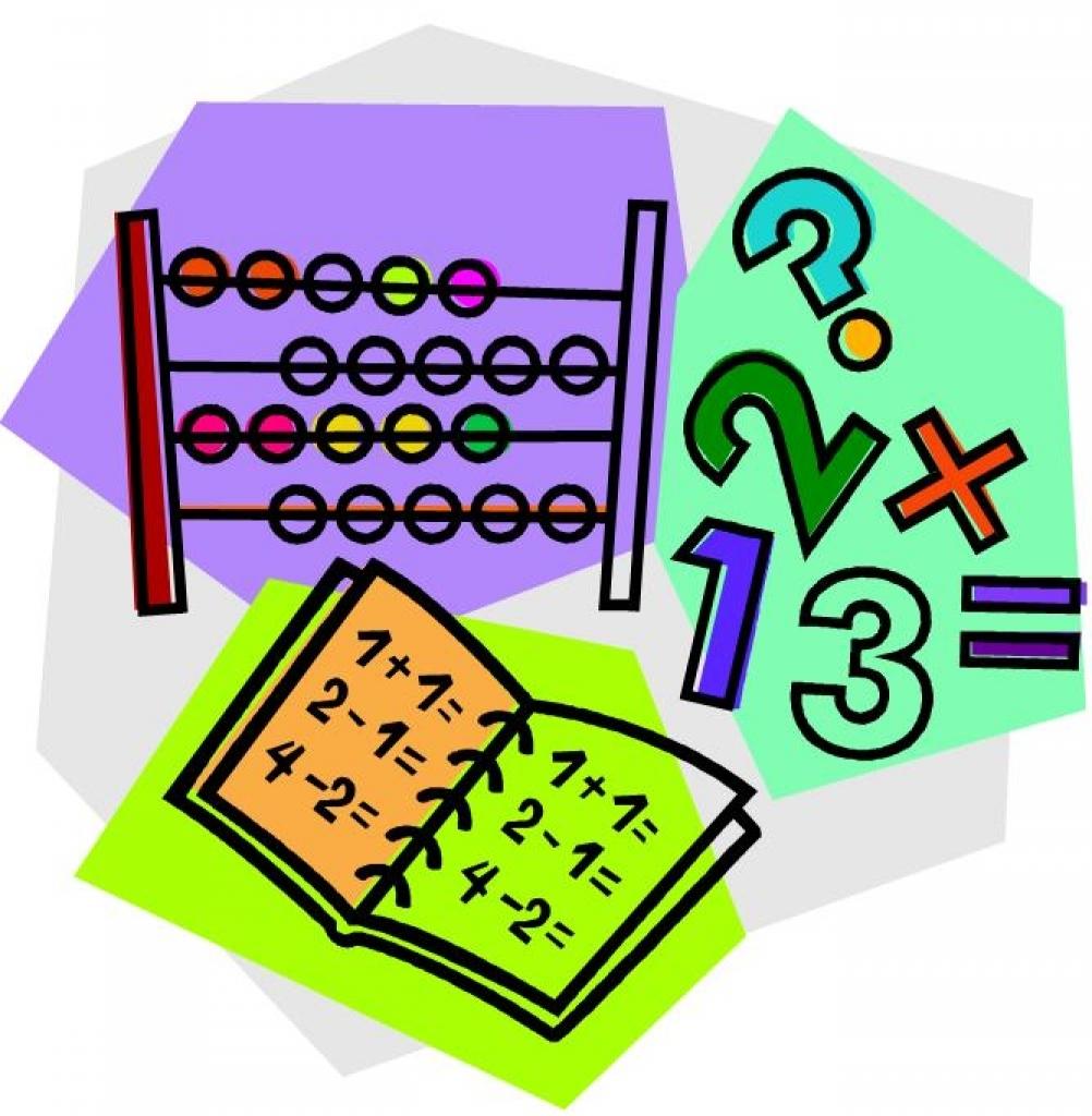 Math games clipart clipartxtras
