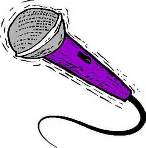 Microphone clip art free clipart images 3