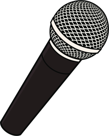 Microphone clip art vector clipground