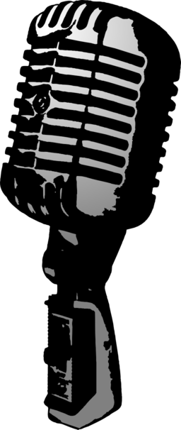 Microphone clipart free images 5