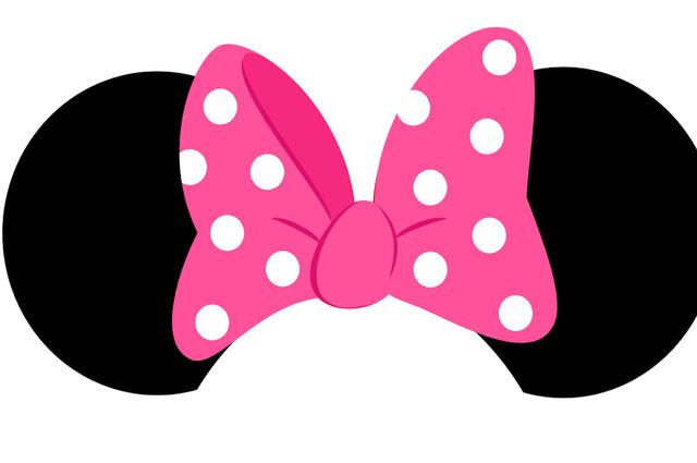 Minnie mouse head minnie mouse ears clipart clipartxtras