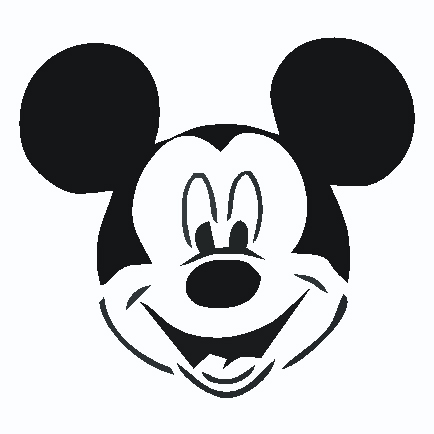 Minnie mouse head mouse face clipart clipart collection mickey and minnie mouse