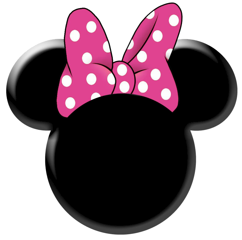 Minnie mouse heads clipart free images