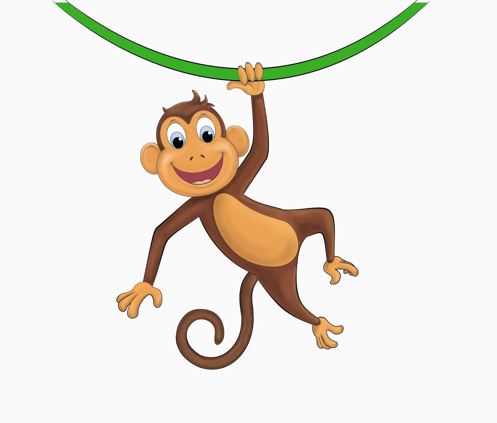 Monkey clip art images