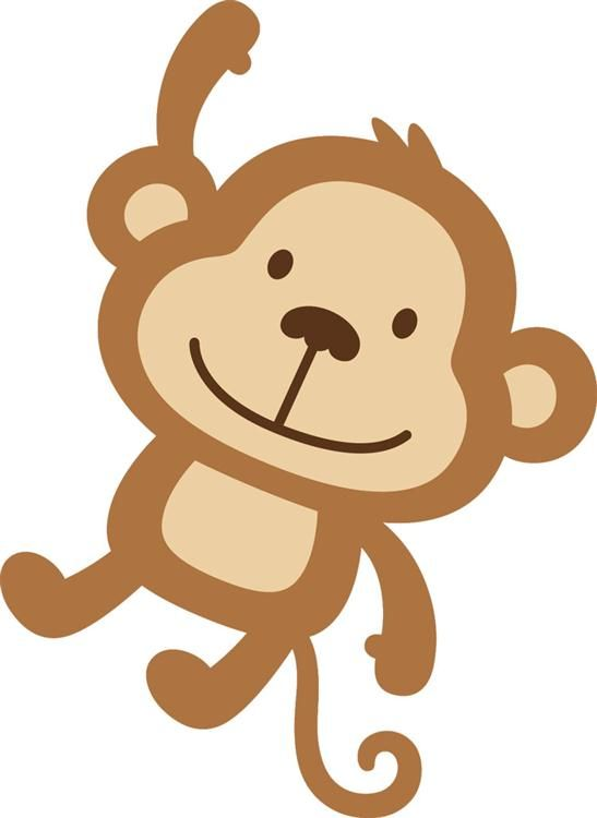 Monkey clipart monkey fans clipartpost