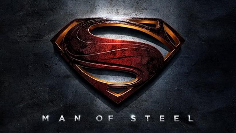 New superman logo for man of steel revealed den of geek