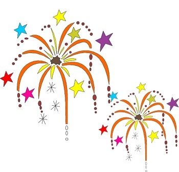 New year celebration clipart clipart collection happy new