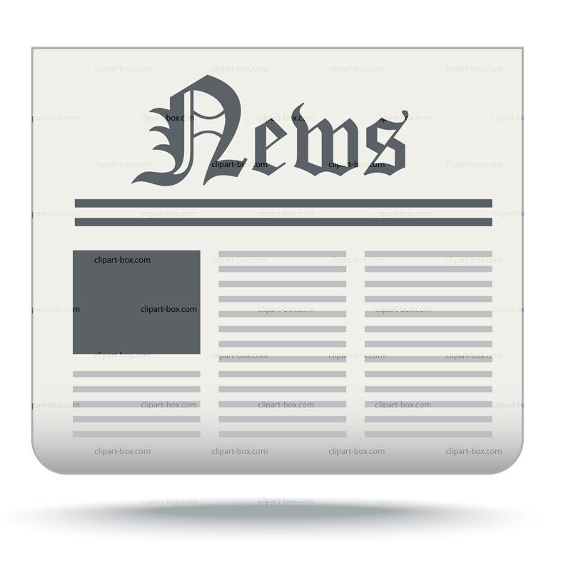 Newspaper clip art 3 newspaper clipart fans 2 clipartandscrap