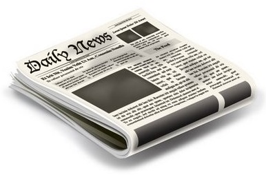Newspaper clipart 11 image