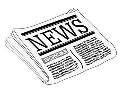 Newspaper clipart free images