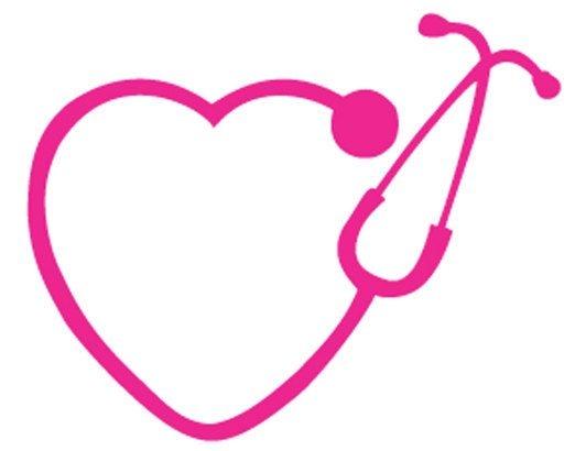 Nurse stethoscope clip art cliparts