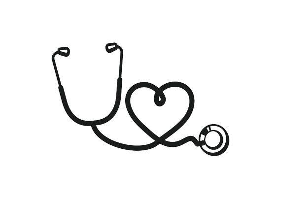 Nurse stethoscope clipart clip art library