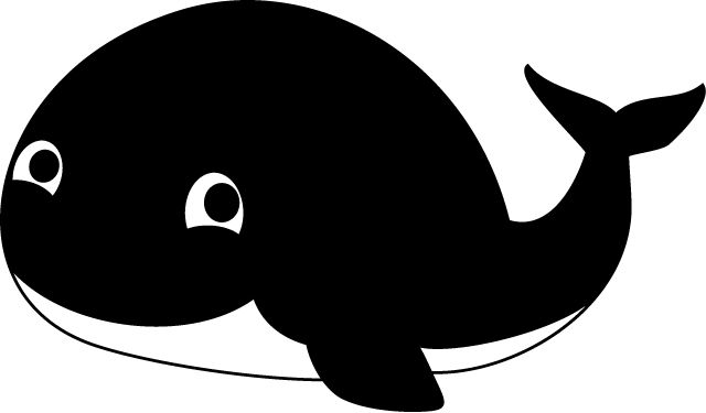 Orca whale clipart clipart collection whale synkee