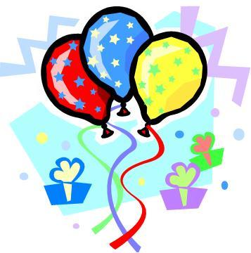 Party clip art it is over celebration free