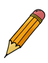 Pencil  black and white pencil clip art black and white free clipart images 2