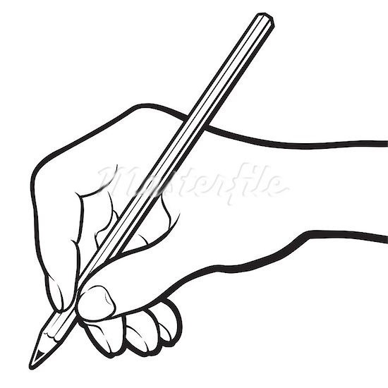 Pencil  black and white pencil clipart black and white 4