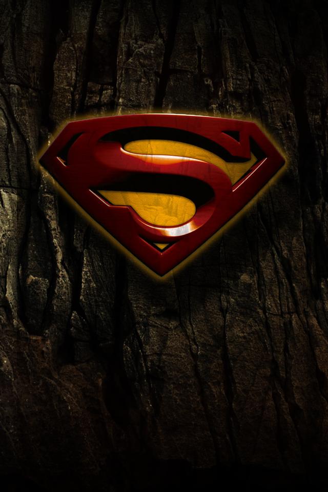 Photo collection download superman logo wallpaper