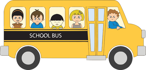 Picture of school bus clipart clipartbarn