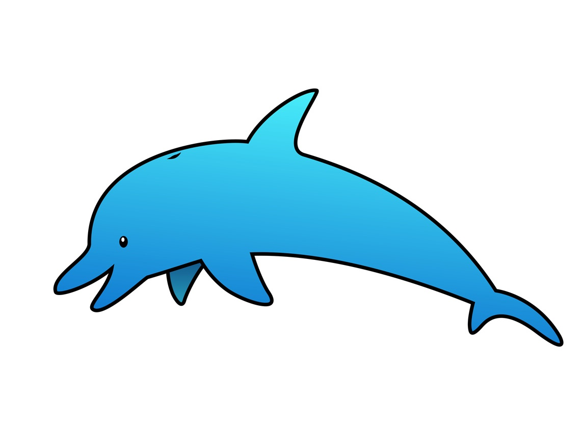 Pictures dolphin on animal picture society clip art