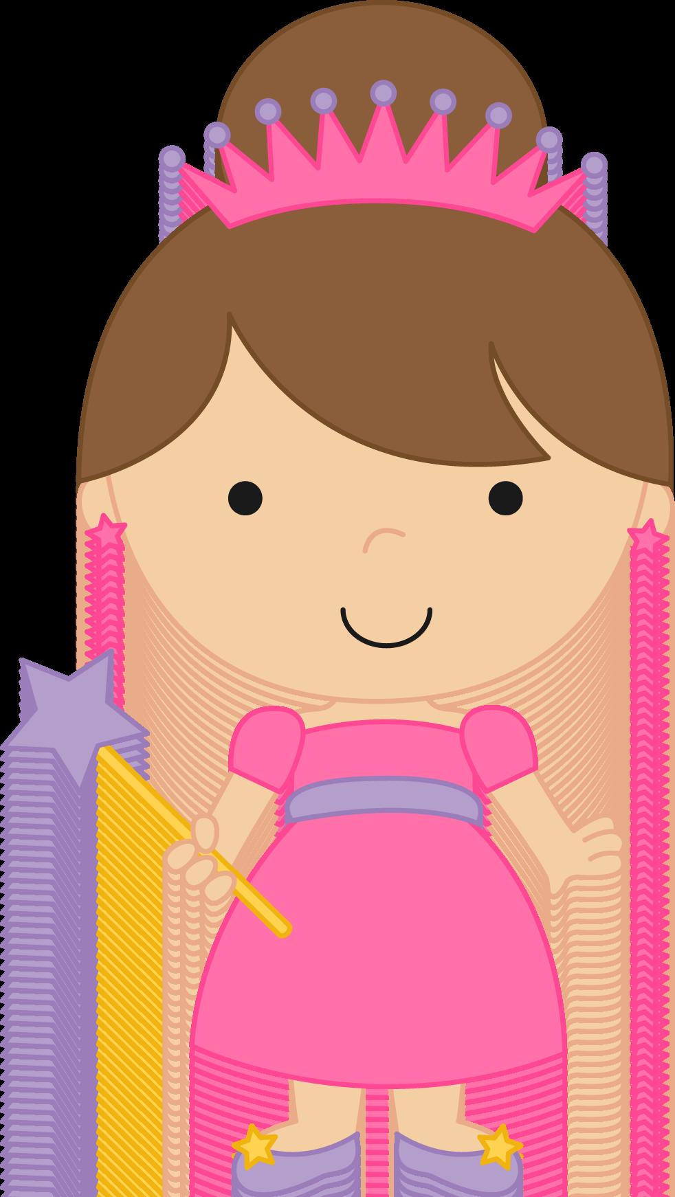 Princesas pr ncipes fairytale princess clipart minus
