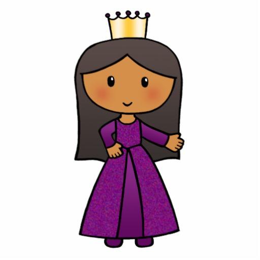 Princess clipart 5