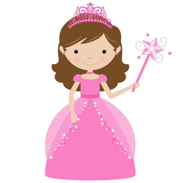 Princess minus clipart girl printables princess clip art