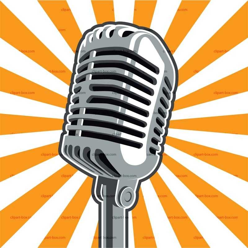Radio microphone clip art free clipart images on