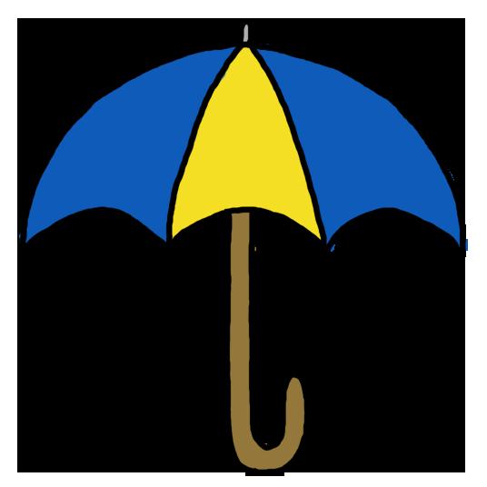 Red beach umbrella clipart free clip art images clipartwiz