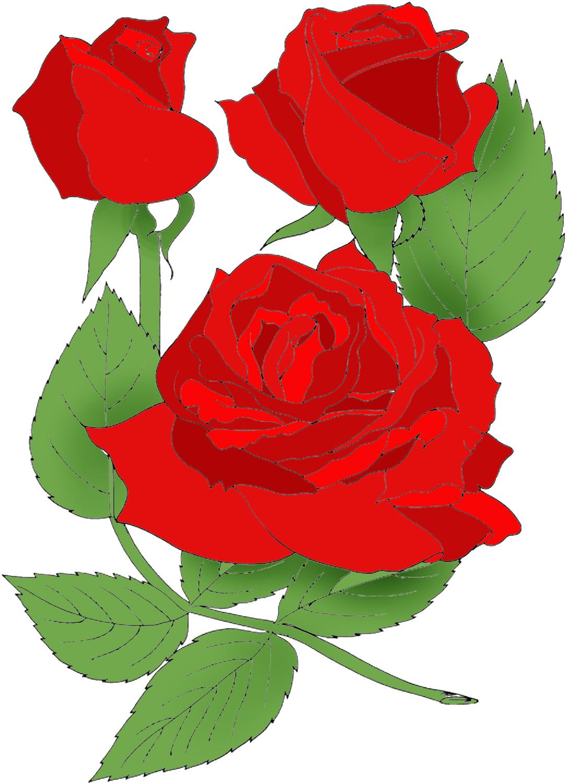 Rose clip art free clipart images 6 clipartandscrap