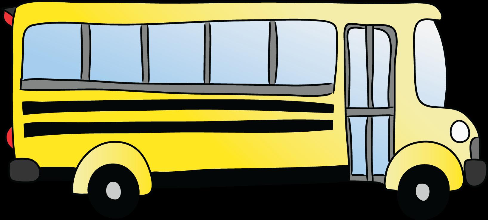 School bus clip art 2