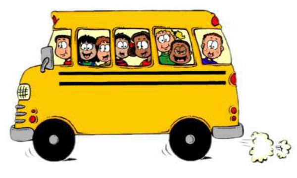 School bus clipart 2 2